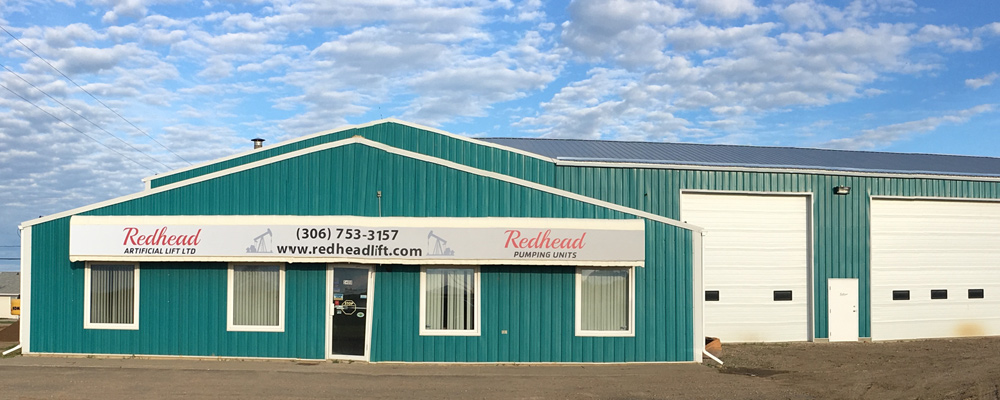 Redhead Lift Service Shop in Macklin, SK