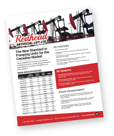 Redhead Pumpjack Lift Services